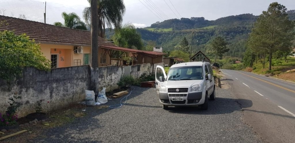 LOTE 10: TERRENO RURAL, COM A ÁREA DE 540,00M², SITUADO EM RIO ENGANO, ALFREDO WAGNER, SC